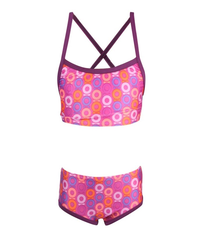 Bikini Pink & Purple Apple