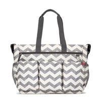 Skip Hop Duo Double Chevron Multi
