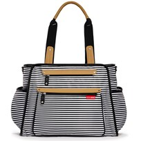Skip Hop Grand Central Black Stripe черный