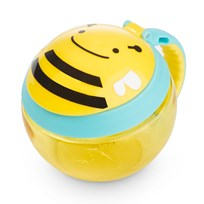 Skip Hop Контейнер Zoo Snack Bowl Bee пестрый