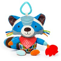 Skip Hop Bandana Buddies Activity Animal Tvättbjörn Multi