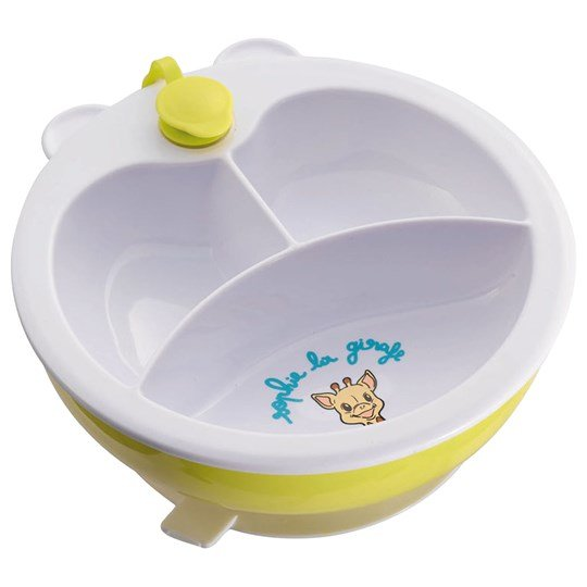 Sophie The Giraffe Heating Dish w. Suction Pad Green