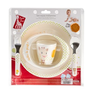 Image of Sophie The Giraffe Meal Time Set (2902970819)