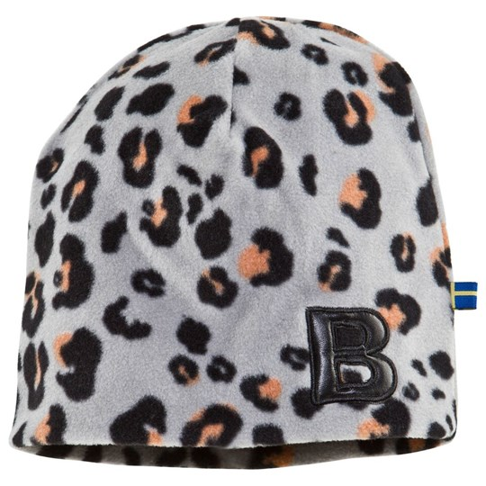 The BRAND Fleece Hat Grey Leo Grey Leo