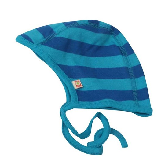 Katvig Baby Hat Tropical Ocean Blue