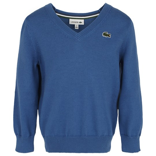 Lacoste Pullover Blue Sand