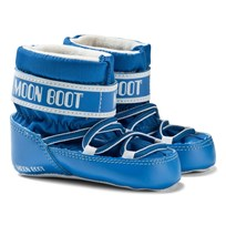 Moon Boot Moon Boot Crib Blue голубой