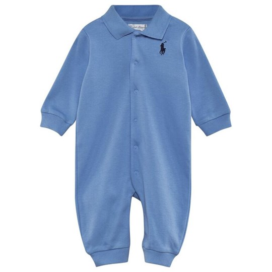 Ralph Lauren Coverall Solid Pp Suffield Blue Sand