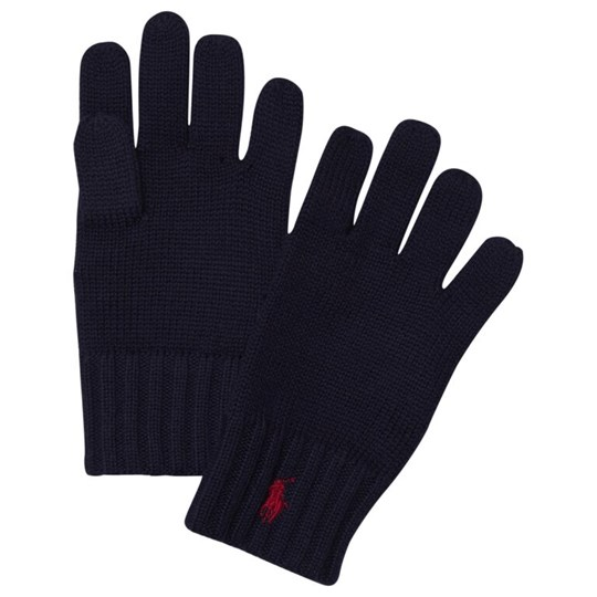Ralph Lauren Gloves Hunter Navy Sininen