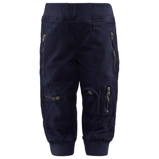 Stella McCartney Kids Gus Trouser Midnight Blå