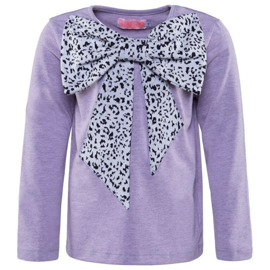 Wauw Capow Minnie Blouse Lavender Purple