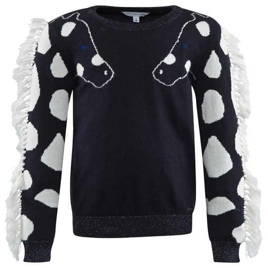 Little Marc Jacobs Pullover Navy Sand