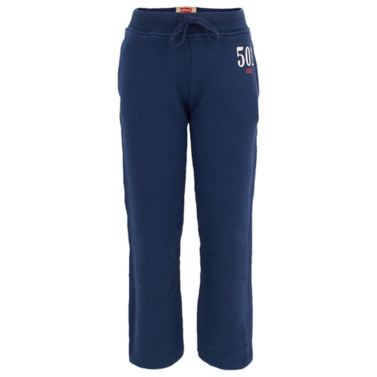 Levis Kids Trousers Marine Blue Blå