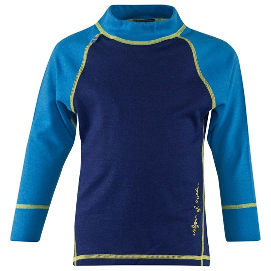 Isbjörn Of Sweden Husky Base Layer Sweater Darknavy Sand
