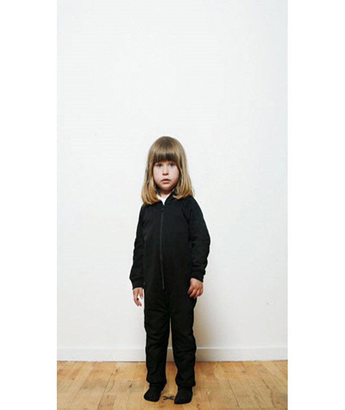 Hoody Suit Black