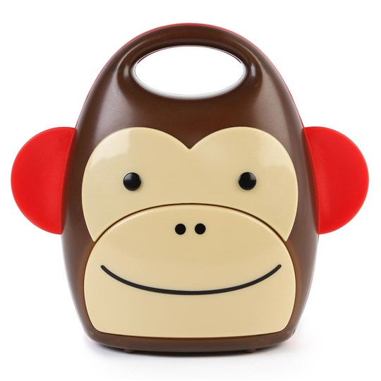 Skip Hop Zoo Take-Along Nightlight Monkey Multi