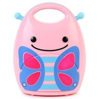 Skip Hop Zoo Take-Along Nightlight Butterfly Multi