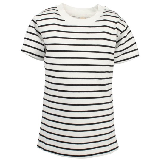 Popupshop Shortsleeve Tee Stripes Multi