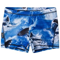 Molo Norton Trunks Jumping Sharks