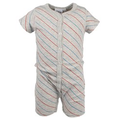 Bart Beachsuit Blue/Red Stripe