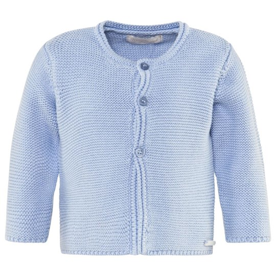Mayoral Pale Blue Knit Cardigan 19 - Sky blue
