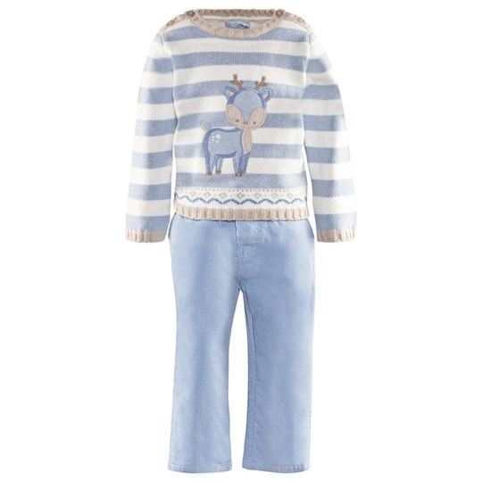 Mayoral 2 Piece Jumper and Trousers Set  44