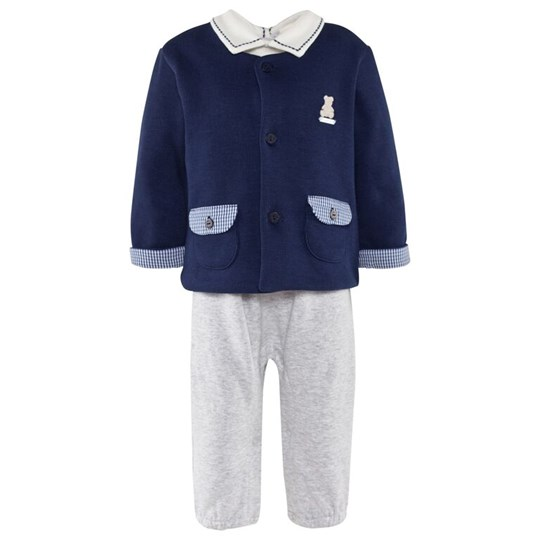 Mayoral 2 in 1 Effect Babygrow and Jacket 52