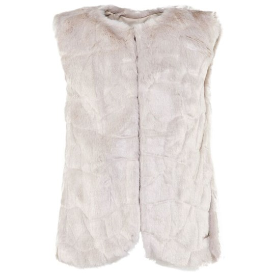 Mayoral Sand Faux Fur Texured Gilet 79 - Arena