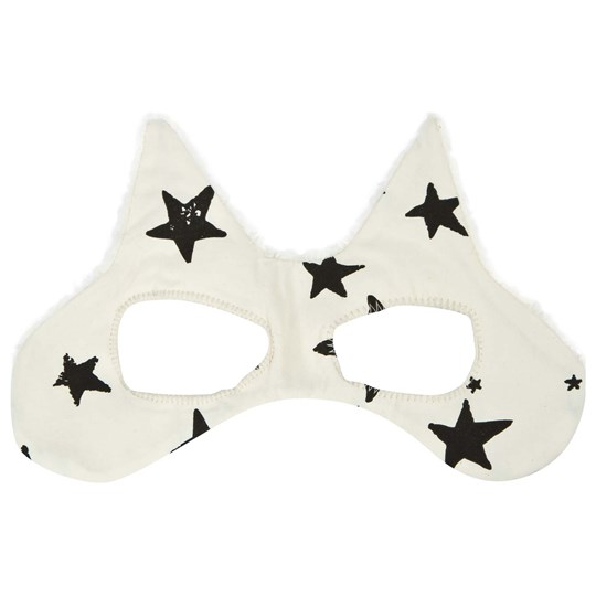 Noe & Zoe Berlin Black Stars Cat Face Mask BLACK STARS