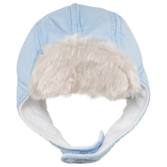 Mayoral Blue Trapper Hat with Teddy Fleece Lining 81 - Cielo