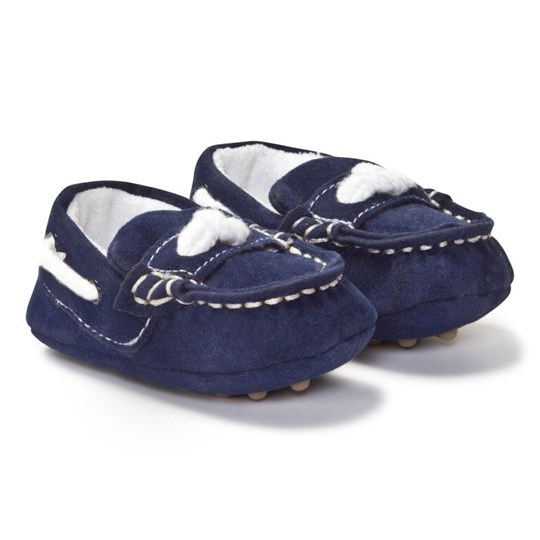 Mayoral Navy Crib Loafers 95 - Navy