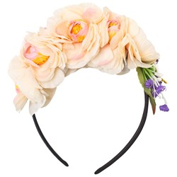 Molo Floral Hairband Multi Color