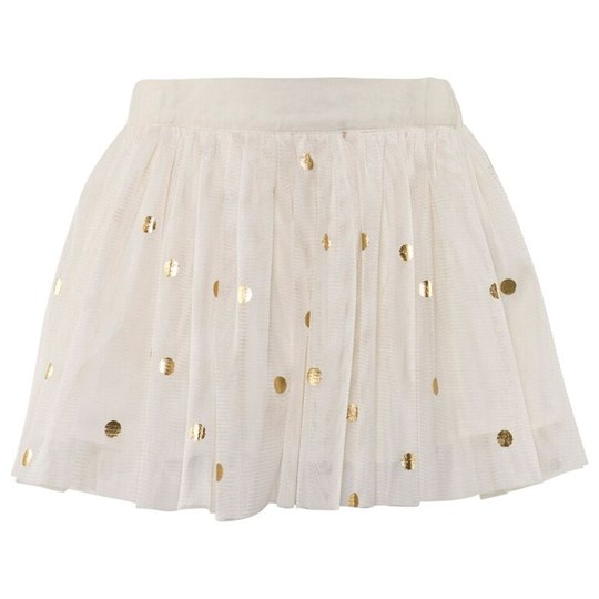 Stella McCartney Kids Юбка Honey Skirt Buttermilk Buttermilk