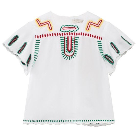 Stella McCartney Kids White Ilara Top White
