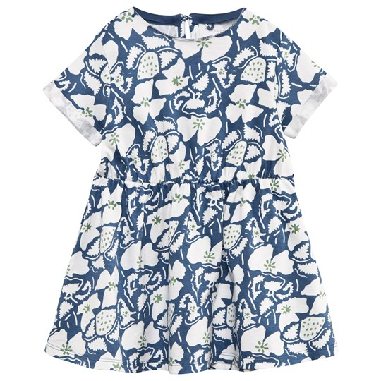 Stella McCartney Kids Elena Dress Navy Strawberry  Navy Strawberry Pr