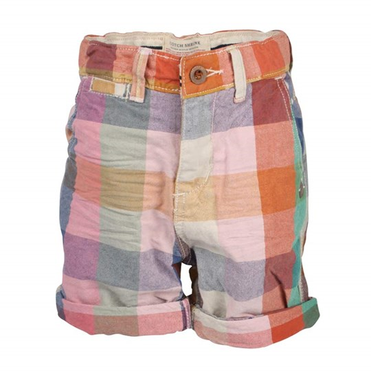 Scotch & Soda Shorts Multi Color Multi
