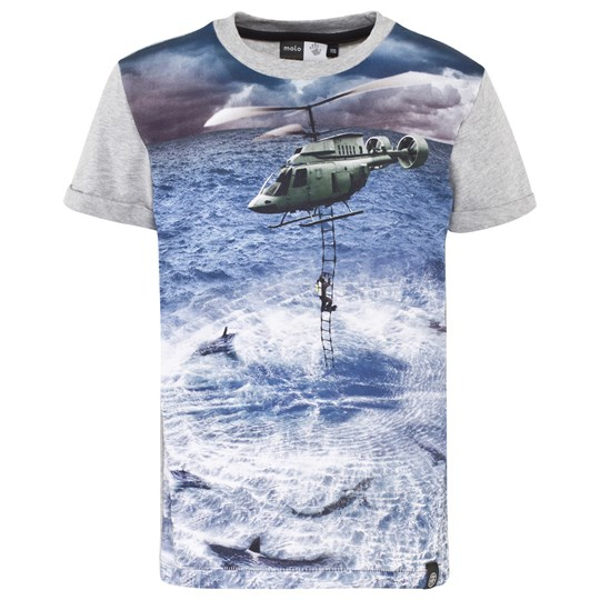 Molo Rex T-shirt SS Helicopter Rescue Helicopter rescue