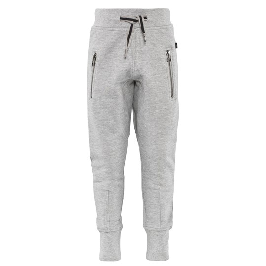 Molo Ashton Softpants Grey Melange Grey Melange