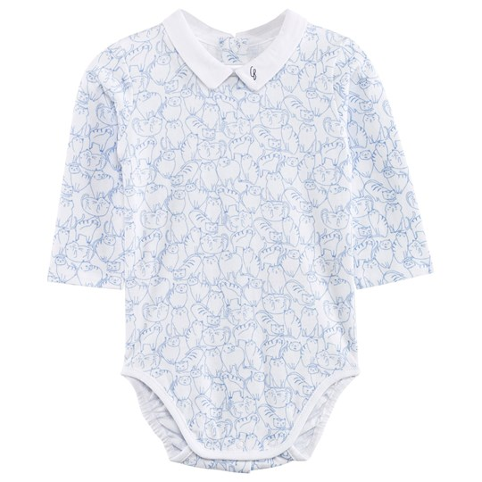 Carrément Beau Baby Body White White