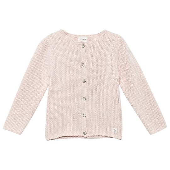 Carrément Beau Knitted Cardigan Pale Pink Pale Pink