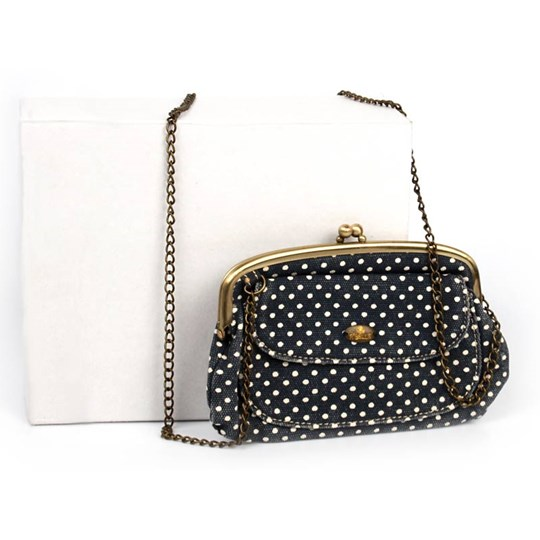 Scotch R'belle Handbag Dots Blue