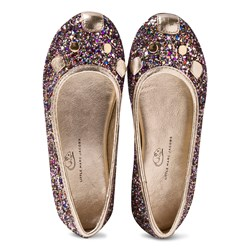 The Marc Jacobs Ballerina Shoes Multicoloured