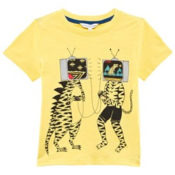 The Marc Jacobs Tee-Shirt Yellow