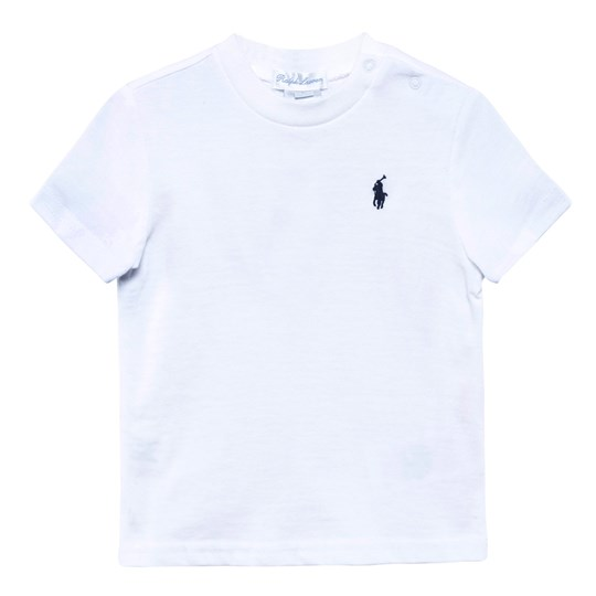 Ralph Lauren Short Sleeved Tee White White