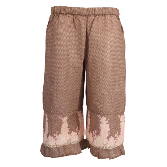 Noa Noa Miniature Trousers Skimpy Taupe BROWN