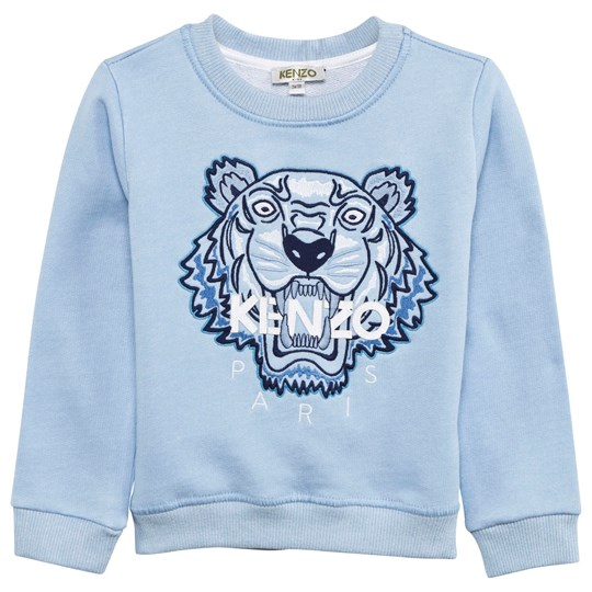 Kenzo Sweatshirt Light Blue Light Blue