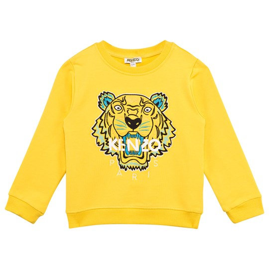 Kenzo Лонгслив Sweat Shirt Bright Yellow Желтый