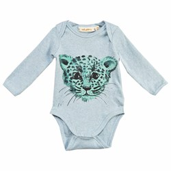 Soft Gallery Bob Body Sky Blue Baby Leo