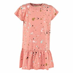 Soft Gallery Pippi Dress Coral Almond