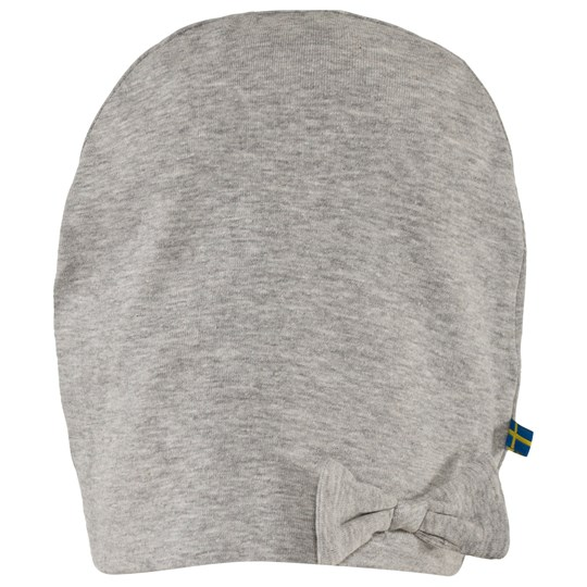 The BRAND Bow Hat Grey Melange Grey Mel